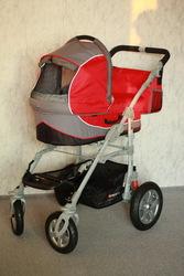 детская коляска 2 в 1 Espiro Atlantic