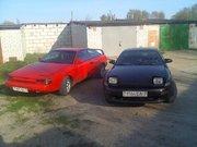Продаётся автомобиль Toyota Celica 1988 Красный