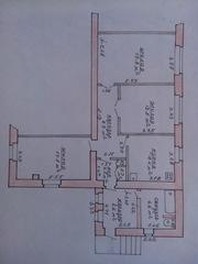 Продам 3-х комнатную квартиру с возможностью перевода в нежилое