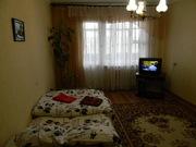 Уютная 4х комнатная квартира на сутки