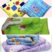 Матрац,  подушка и одеяло, постельное бельё.........