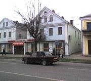 Однокомнатная в центре  Кобрина