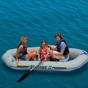 Надувная лодка Seahawk 2 Intex 68377